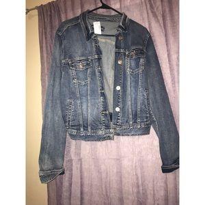 ❤️NEW Maurice's jean jacket!❤️